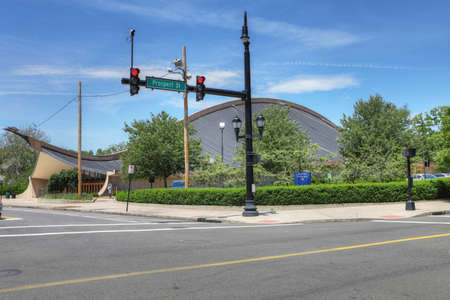 The Ingalls Rink in New Haven, Connecticut