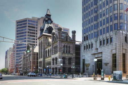 The New Haven, Connecticut City Hall Sajtókép