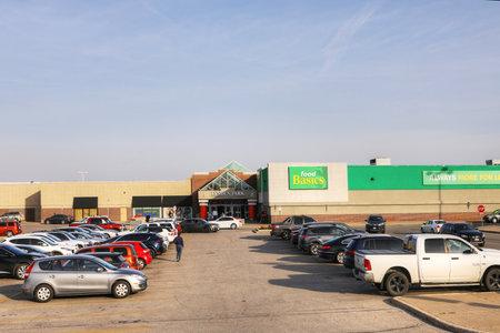The Lynden Park Mall in Brantford, Ontario, Canada