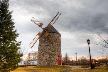 The Moulin de Saint Gr