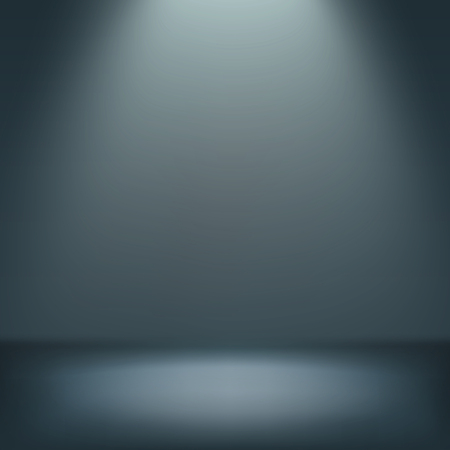 slick: spotlight with deep green abstract  background