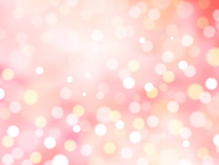 Romantische glinsterende achtergrond, abstract decoratief bokehbehang voor ontwerpgebruik, roze toon