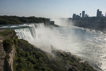 u s: American Falls at New York State Park