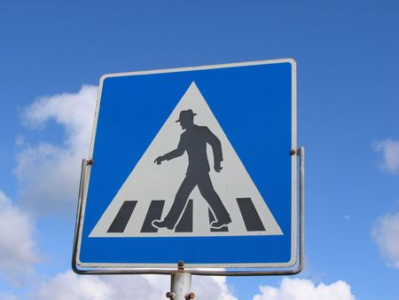 crossover: Crossover sign
