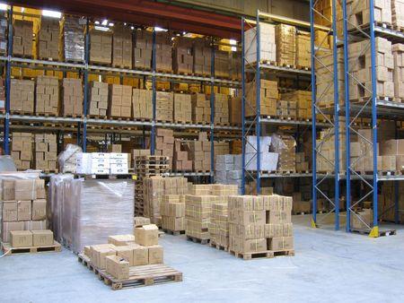 storage warehouse: Warehouse