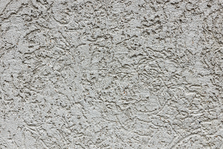 house coat: House facade with some older scratch coat. Stock Photo