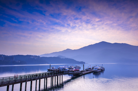 Sun Moon Lake, Nantou, 대만