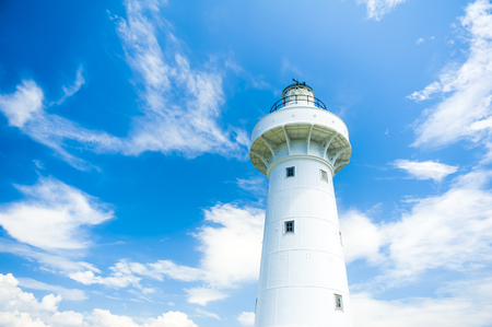 lighthouse in Taiwan named eluanbi