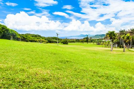 kenting: Ngoluanpi park beside the sea in Kenting