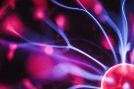 coil: Plasma Sphere Static Electricidad de cerca
