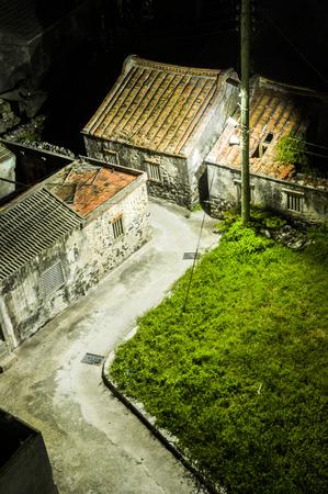 Ancient house in Penghu, Taiwan
