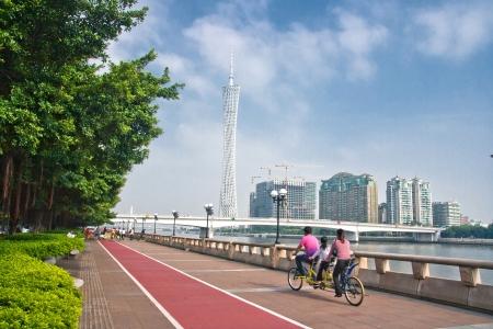 guangzhou: modern Guangzhou,Guangzhou China