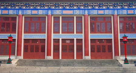 Sun Yat-sen Memorial Hall in Guangzhou, China Stock Photo - 13627427