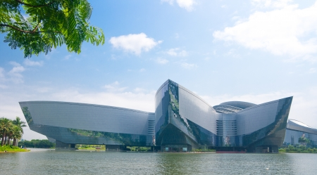 popular science: Guangdong Science Center, This is Asia s largest base for science education, International science and technology exchange platform,Guangzhou China Editorial