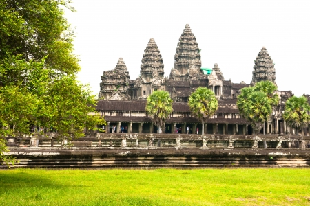 Angkor wat,siem reap ,Cambodia photo