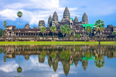 Angkor wat ,siem reap ,Cambodia
