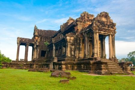 Angkor wat, Siem reap,Cambodia