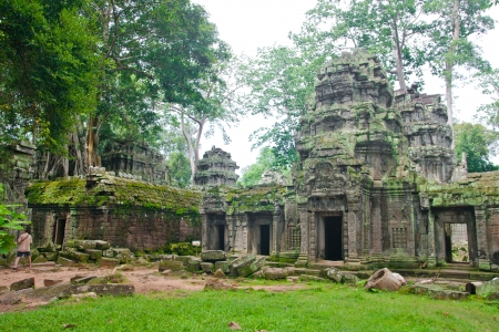 ta prohm siem reap ,Cambodia photo