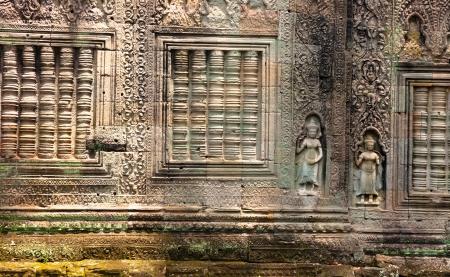 khan: Preah Khan, siem reap ,Cambodia