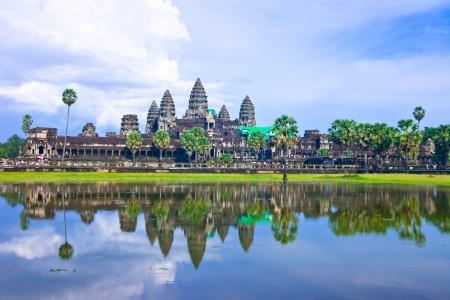 Angkor wat,siem reap ,Cambodia