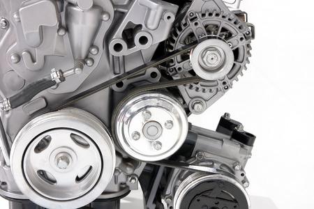 auto focus: Car engine part