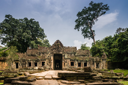 reap: Preah Khan, siem reap, Cambodia