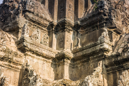 reap: Angkor wat, Siem reap, Cambodia Stock Photo