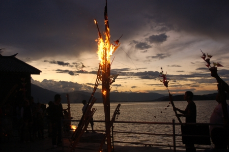 torches: Torch Festival Editorial