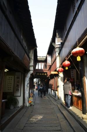 zhouzhuang: Ancient towns of china,zhouzhuang Editorial