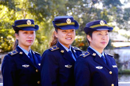 Ms. uniformed inspectors Editorial
