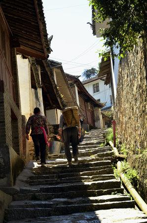 Shek Kwu town