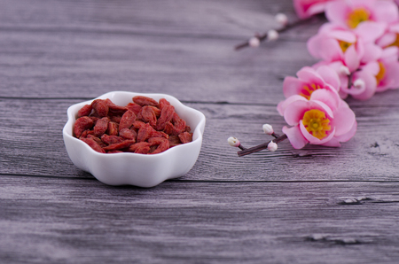 wolfberry: Chinese wolfberry