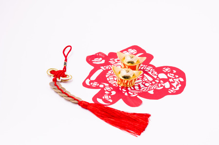 gules: Decoration for Chinese New Year