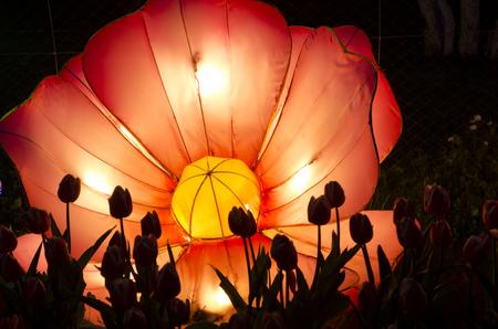 gules: The Spring Festival Stock Photo