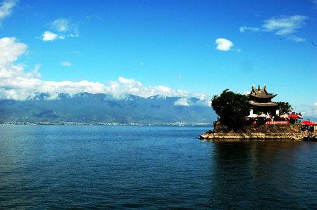 Shuanglang, Dali, Yunnan, China