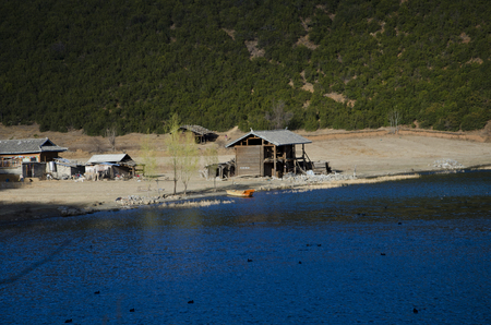 Village, Lugu Lake