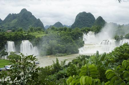 Ban Gioc–Detian Falls, Guangxi, China
