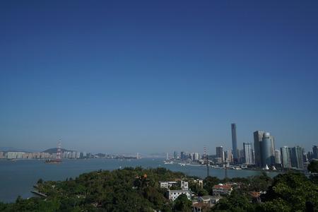 Xiamen, Fujian, China Фото со стока