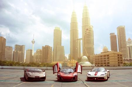 supercar: Malaysia Supercar Photoshoot