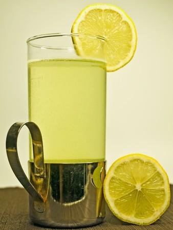 hot citron tea Stock Photo - 7993022