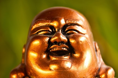 chinese philosophy: Buddha laughs