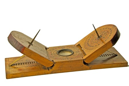 fengshui: chinese antique compass