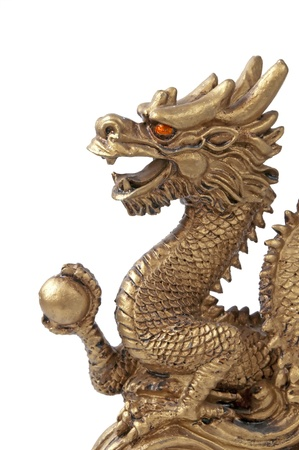 positiv: chinese dragon for happiness and luck