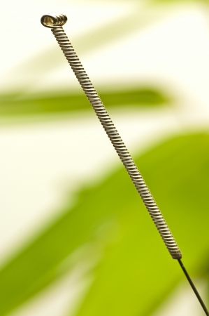 Acupuncture needle Stock Photo - 8714986