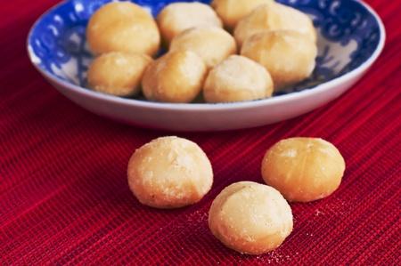 macadamia: les noix de macadamia