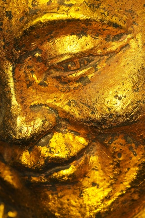 chinese philosophy: Buddha  Stock Photo