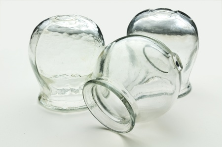 glasses for cupping