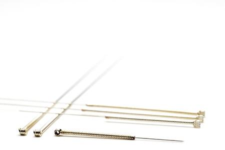 tcm: Acupuncture needles