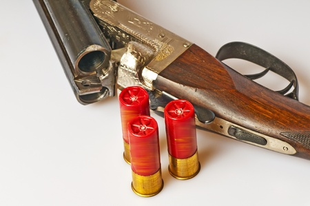 shotgun Stock Photo - 11741916