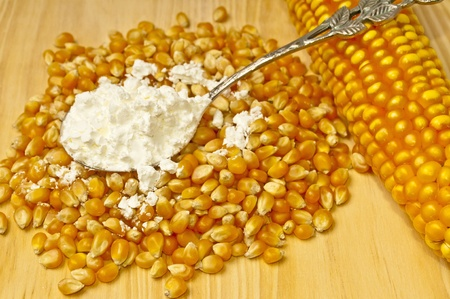 starch: maize starch